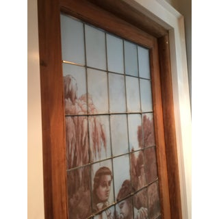 Antique Stained Glass Door Preview
