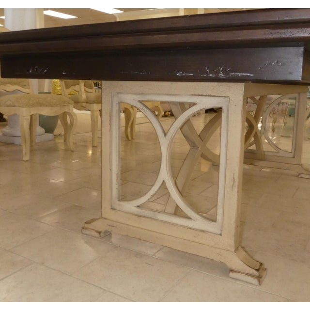 2010s Habersham Tribeca Dining Table For Sale - Image 5 of 13