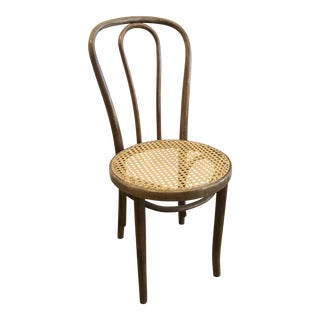 Thonet Bentwood & Cane Chair
