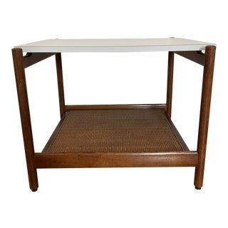 Vintage Mid-Century Modern Side Table For Sale