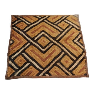 Kuba Cloth velvet cut pile Raffia