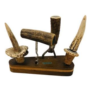 Vintage Echt Hirshhorn Bar Tool Set For Sale