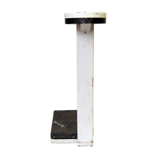 Vintage White Metal Detecto Scale - Image 2 of 10