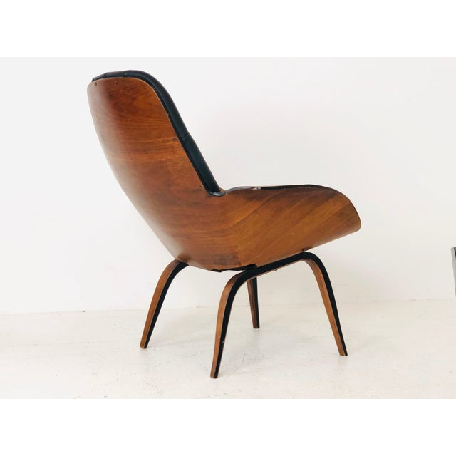 1960s George Mulhauser Mr. Chair for Plycraft For Sale - Image 5 of 9