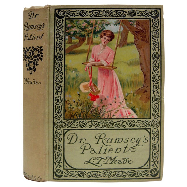 1896 Dr. Rumsey's Patient Book - Image 1 of 5