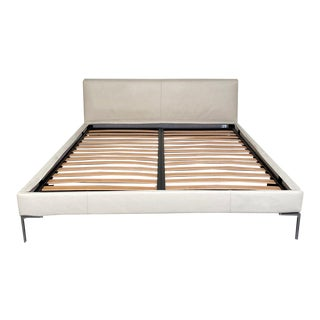 B&b Italia 'Charles' Cal King Bedframe For Sale