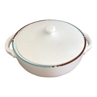 "Vintage Dansk ""Mesa"" Glazed Casserole Dish"