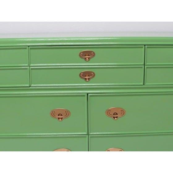 Lexington Campaign Chest of Drawers - Image 8 of 8