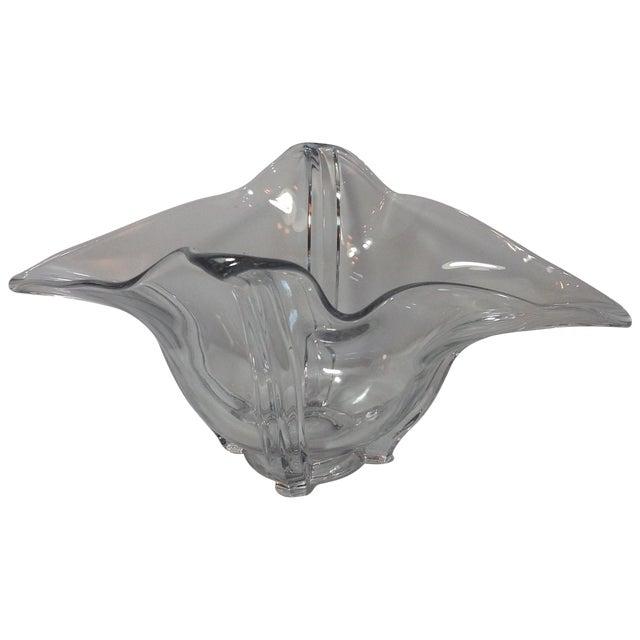 Steuben Grotesque Crystal Bowl - Image 1 of 6