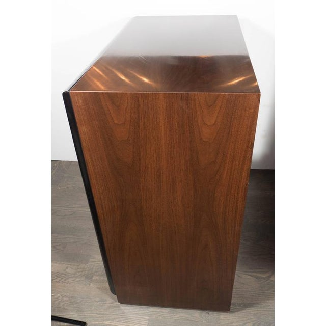 Sophisticated Mid-Century High Chest by Robsjohn-Gibbings for Widdicomb Company For Sale In New York - Image 6 of 8