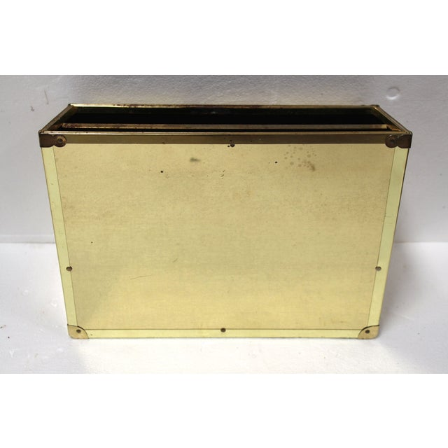 Brass Campaign-Style Magazine Holder - Image 5 of 5