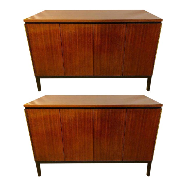 Paul McCobb for Calvin Mid-Century Chests or Nightstands - A Pair For Sale - Image 12 of 12