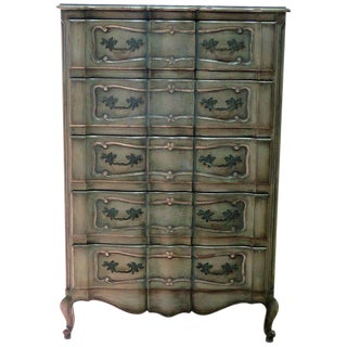 Louis XVI Style Highboy For Sale