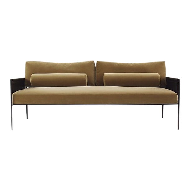 Lucca Sofa by Fluxco Design For Sale
