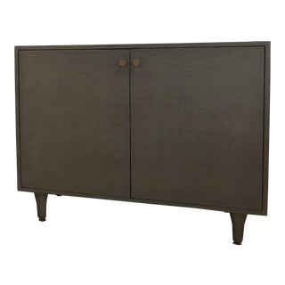 Contemporary Style Bar Cabinet/Console For Sale