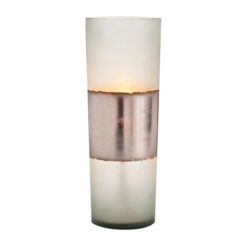 Gold Jasper Table Lantern - Image 1 of 2