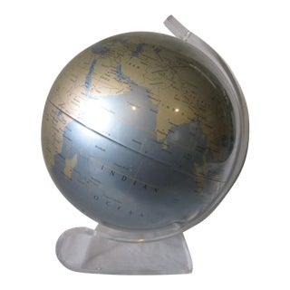 Vintage 1970's Repogle Diamond Marquis Globe For Sale