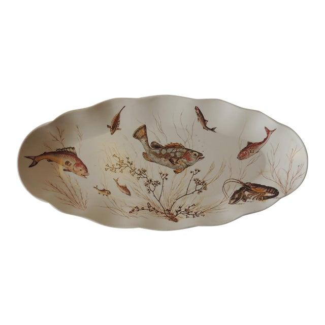 Melamine Oval Serving Platter For Sale