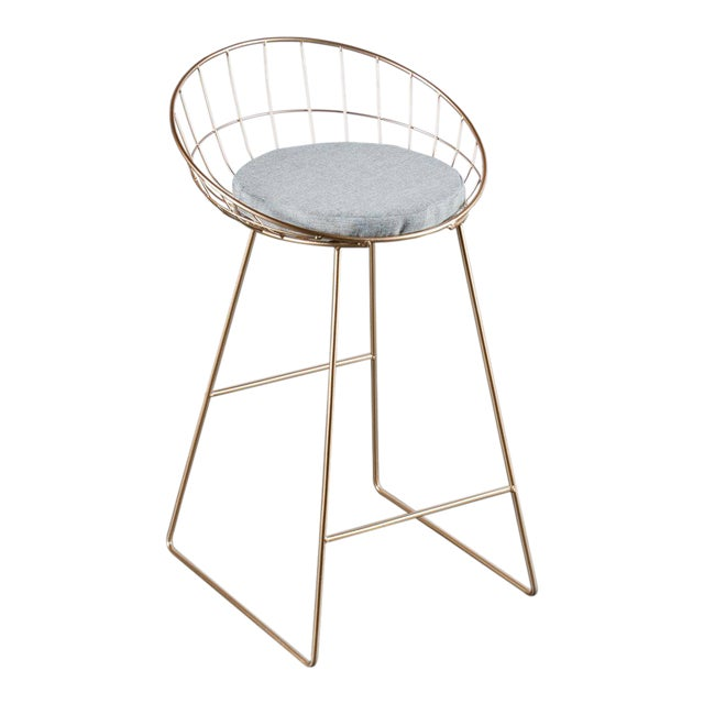 Kylie Bar Counter Chair For Sale - Image 4 of 6