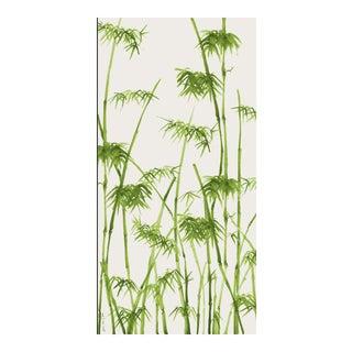 Bambusa Peridot Linen Cotton Fabric, 3 Yards For Sale