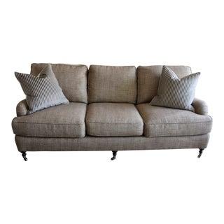 Custom Sofa & Designers Pillows Set