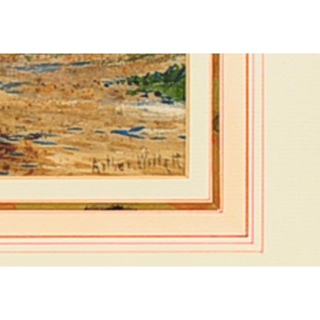 19th Century English Fox Hunt Oil Painting - Image 3 of 8