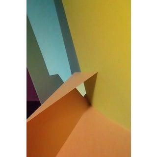 "Reed Hearne ""Penthouse Terrace"" Archival Photographic Pigment Print on Fine Art Matte Paper For Sale"
