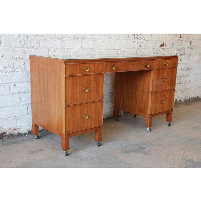 Edward Wormley for Dunbar Vanity Dresser, 1941 For Sale - Image 5 of 9