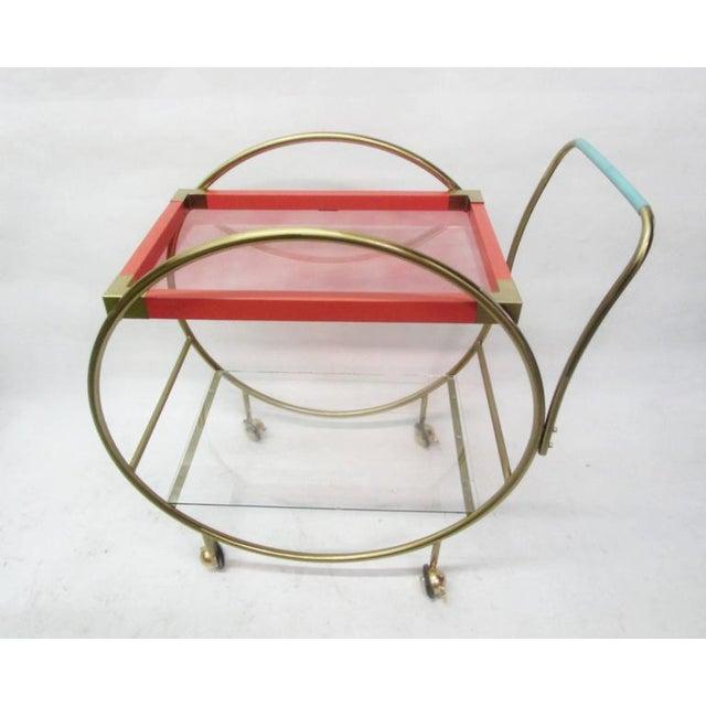 Colorful Memphis Cart - Image 3 of 5