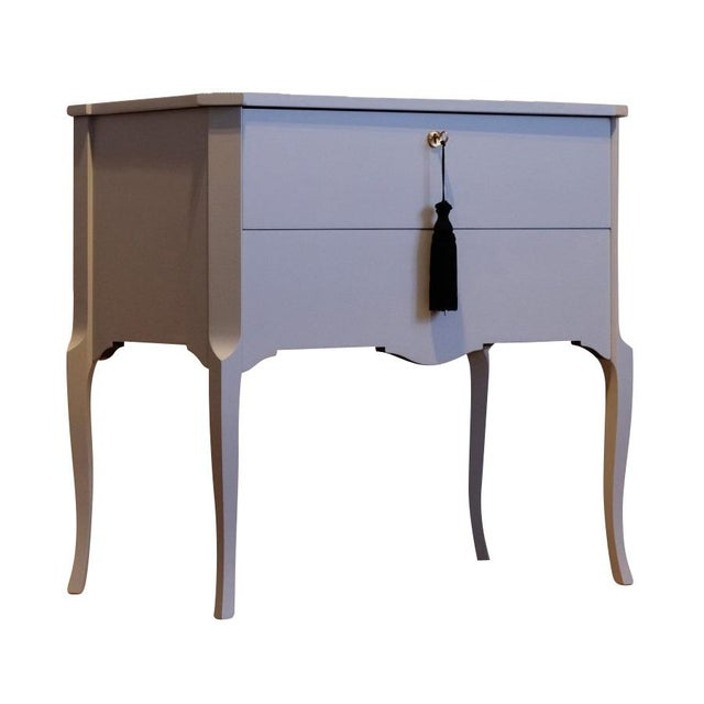 Classic Gustavian Louis XV Style Chest For Sale In Washington DC - Image 6 of 6
