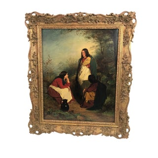 Erskine Nicol (1825-1904) Original Oil Painting on Canvas. For Sale
