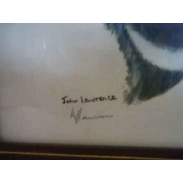 """""""Savannah Animal's"""" Pen & Ink Drawings - A Pair - Image 10 of 10"""