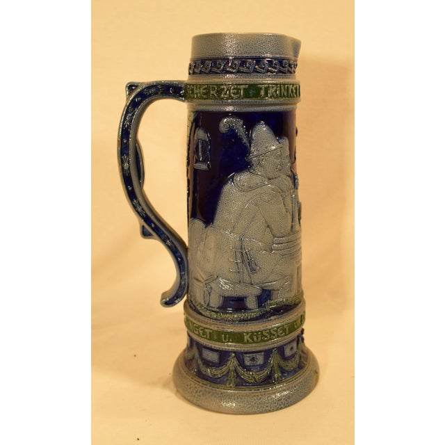 Vintage German Beir Stein For Sale - Image 11 of 11