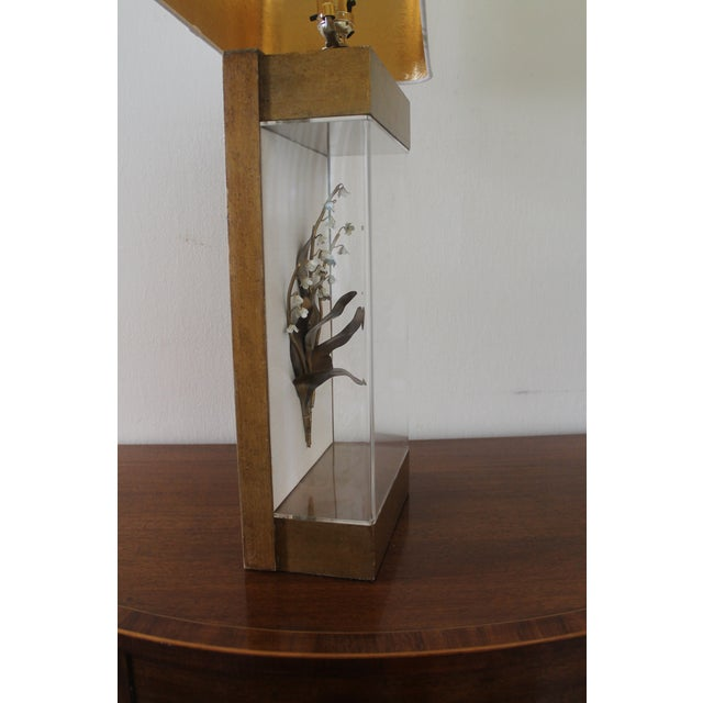 2010s Lily of the Valley Lamp For Sale - Image 5 of 11