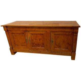 Early 19th Century Empire Period French Provincial Enfilade For Sale
