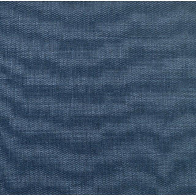 Ralph Lauren Blue Stoneborough Linen - 3 Yards - Image 2 of 2