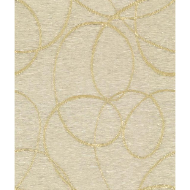 Contemporary Kravet Couture Luxe Bold Swirls Fabrics - 13 Pieces For Sale - Image 12 of 12