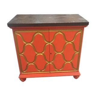Dorothy Draper Petite Cabinet