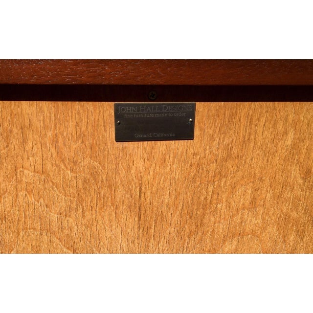 John Hall Walnut Commode Chest of Drawers For Sale In Los Angeles - Image 6 of 6