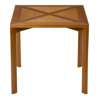 PK 70 dining table in mahogany For Sale