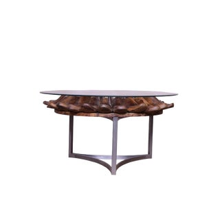 Contemporary Mathis Coffee Table For Sale
