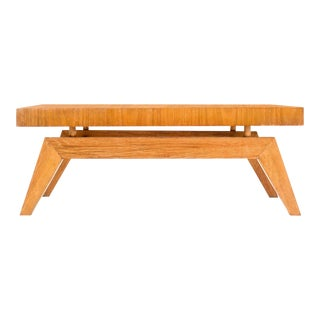 1950s Mid-Century Modern Sam Maloof Coffee Table For Sale