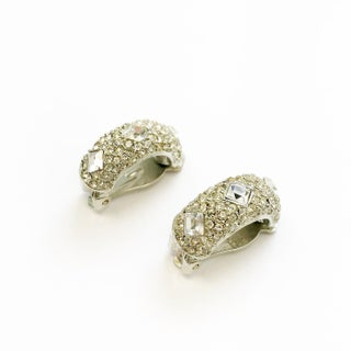 Crystal Earrings by Kenneth Jay Lane Preview