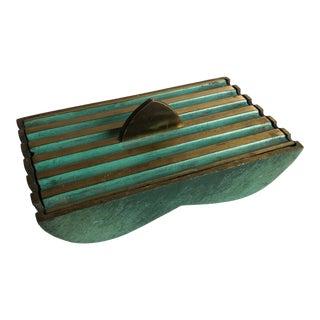 Mid Century Pal-Bell Brass Box