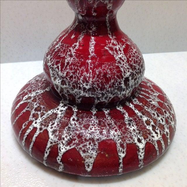 Mid-Century Studio Pottery Genie Bottle - Image 5 of 11