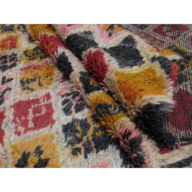 Ait Youssi Moroccan Berber Rug For Sale - Image 9 of 10
