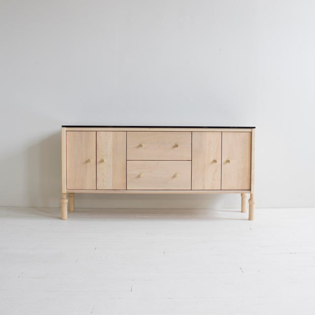Mae Credenza and Sideboard For Sale - Image 4 of 10