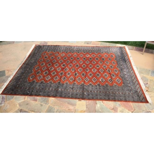 Royal Bokhara rugs have a timeless design that works well in traditional, transitional, and contemporary homes. This rug...