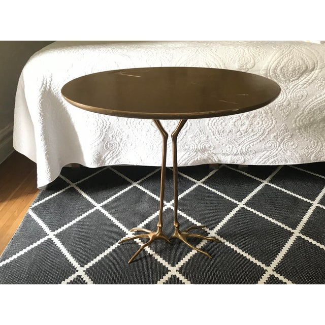MERET OPPENHEIM; SIMON GAVINA; Traccia table, Ultramobile.This is a second edition table of this classic table.