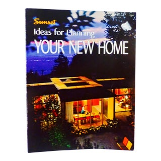 """1967 """"Planning Your New Home"""" Book"""